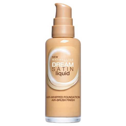 Maybelline Dream Satin Liquid Foundation Caramel 060