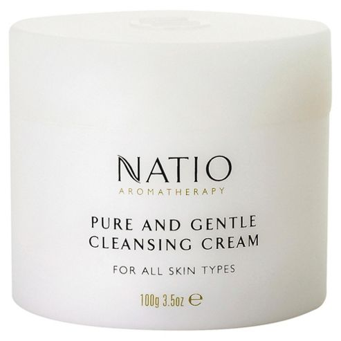 Natio Pure & Gentle Cleansing Cream 100g