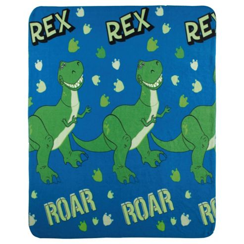 Disney Rex Toy Story Fleece