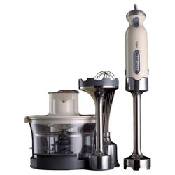 Kenwood  K-Mix 700W 1L - Tri Blade Blender Cream