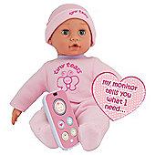 John Adams Tender Tiny Tears With Baby Monitor