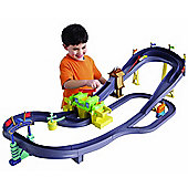 Tomy Chuggington Diecast Set the Chugger Championship Series Deluxe Playset