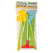 Yeomini Character Hand Tool Set with Kneeler