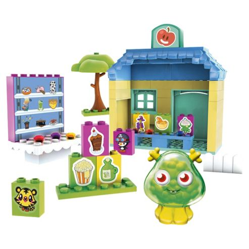 Mega Bloks Moshi Monsters Gross-ery Store