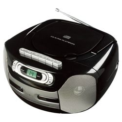 Tesco BB 211KEC Boombox Cassette player
