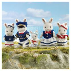 Celebration Sea Breeze Rabbit Family