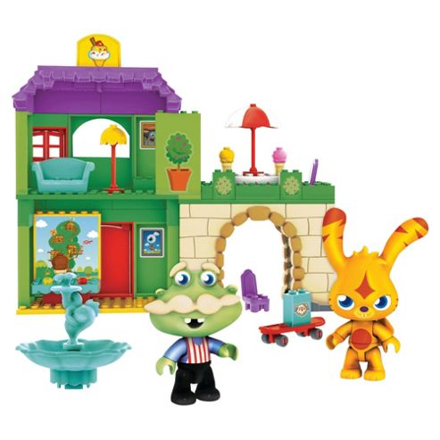 Mega Bloks Moshi Monsters Ooh La Lane