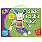Galt Sock Kit Activity Case - Rabbit
