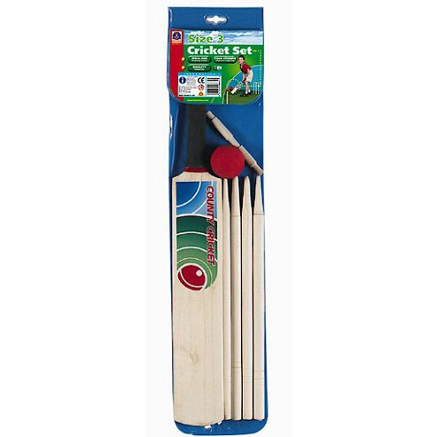 Mookie Cricket Set Size 3