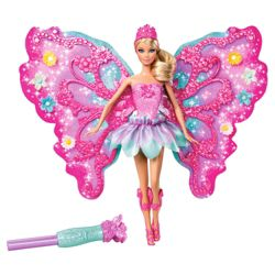 Barbie Flower N Flutter Fairy Doll