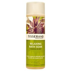 Tisserand Essential Oil Rich Relax Bath Soak