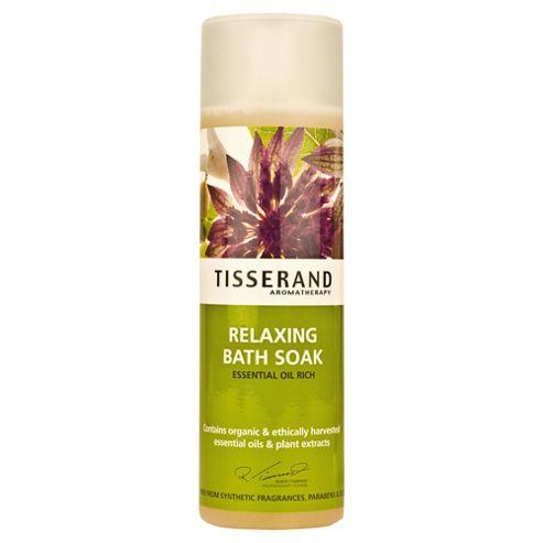 Tisserand Essential Oil Rich Relax Bath Soak