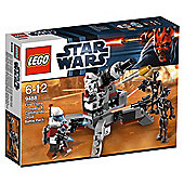 LEGO Star Wars Elite Clone Trooper & Commando Droid Battle Pack 9488