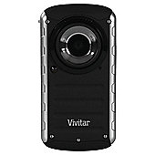 Vivitar DVR690HD Waterproof Camcorder, Black