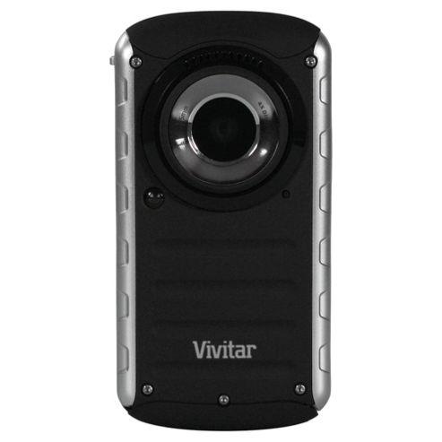 Vivitar DVR690HD Waterproof Camcorder, Black