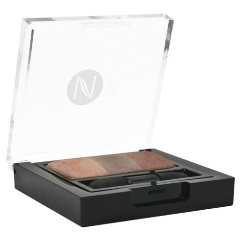 Natio Mineral Eyeshadow Trio Bronzed