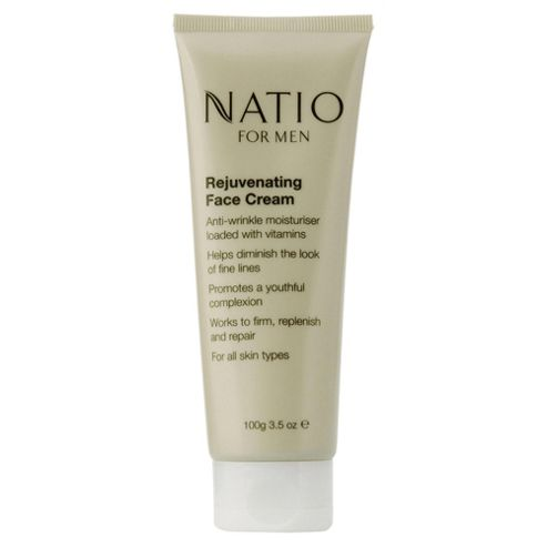 Natio Natio For Men Rejuvenating Face Cream