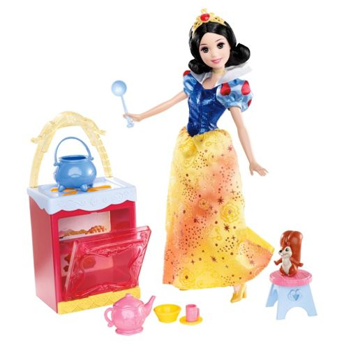 Disney Princess Doll & Playset - Snow White