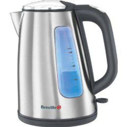 Breville VKJ687 Brushed S/S Illuminated Jug