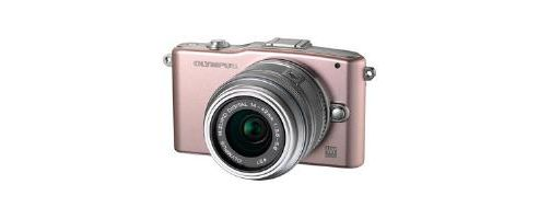 Olympus PM1 Compact System Camera with 14-42mm Lens Kit 3