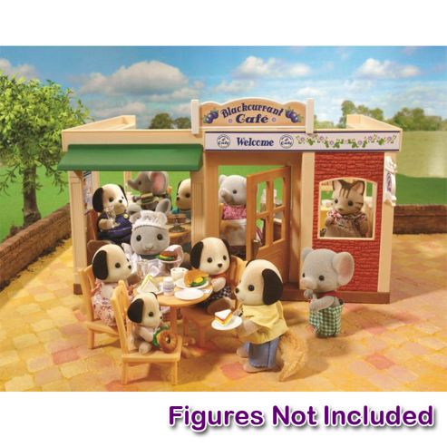 Sylvanian Families Blackcurrant Cafe