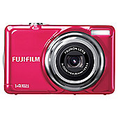 Fujifilm FinePix JV300 Pink Digital Camera