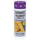 Nikwax TX Direct Wash-In Waterproofing for Wet Weather Clothing, 300ml