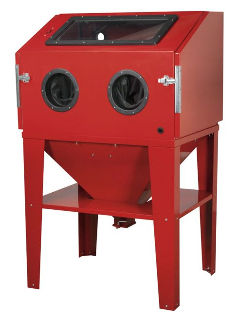 Sealey SB974 - Shot Blasting Cabinet Double Access 960 x 720 x 1500mm