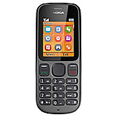 Tesco Mobile Nokia 100 Black