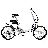"Hopper 20"" Folding Electric bike"