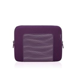 Belkin F8N278CW091 Grip Sleeve for the new Apple iPad and iPad 2 Purple