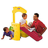 Little Tikes Climb N Slide Playhouse