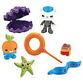 Octonauts Action Figure Rescue Kit - Assortment – Colours & Styles May Vary
