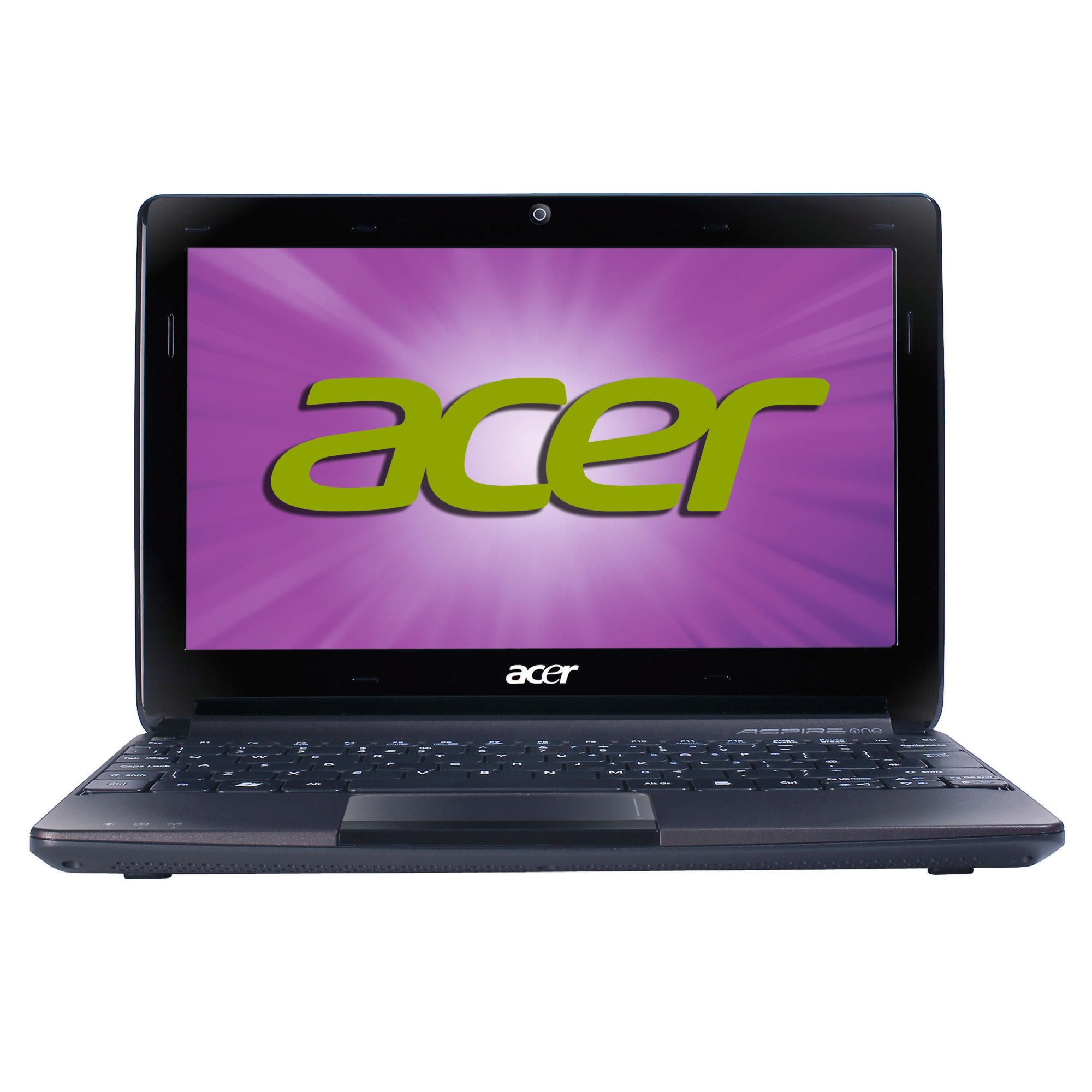 Acer Aspire One D255E 10.1 inch Netbook - Black at Tesco Direct