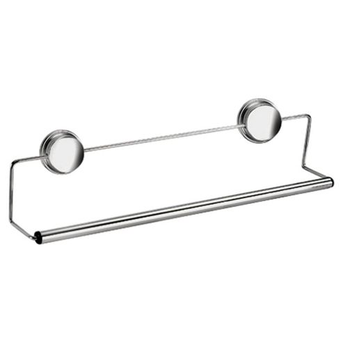 Croydex Stick N Lock Plus Towel Rail