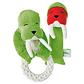 Walrus Teether And Rattle