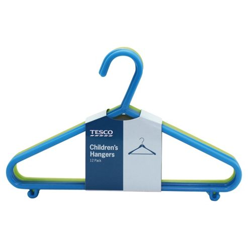 Standard Kids Hangers Boys - 12 Pack