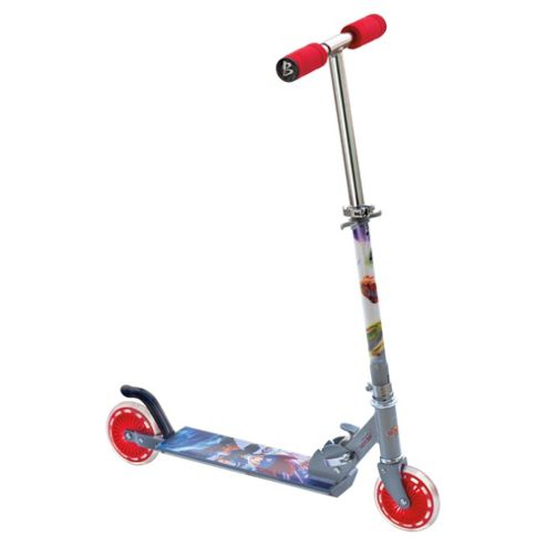 Beyblade 2-Wheel Folding Inline Scooter