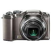 Olympus SZ-31 Digital Camera (Silver)