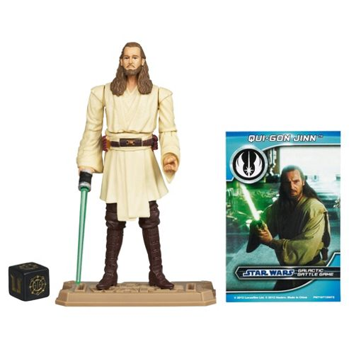 Star Wars Movie Legends Figure Qui-Gon