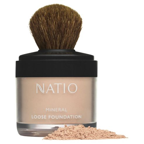 Natio Mineral Loose Foundation Beige Sand