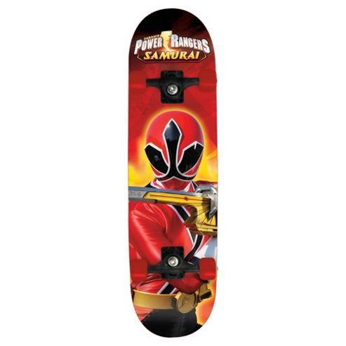Power Rangers Skateboard