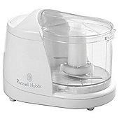 Russell Hobbs  70W 0.5L - Food Collection Mini Chopper/Blender White