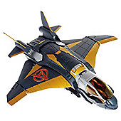 Marvel Ultimate Avengers Quinjet Vehicle- Assortment – Colours & Styles May Vary