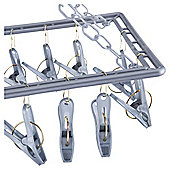 Tesco Airer with 16 pegs