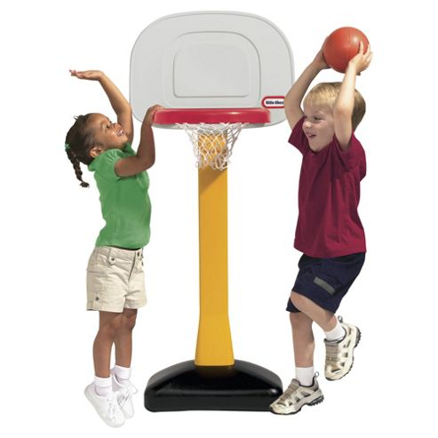 Little Tikes Totsports™ Easy Score Basketball Set (Adjustable)