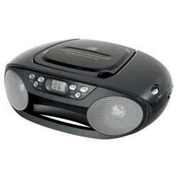 Tesco Value BB-211EP Boombox - Black
