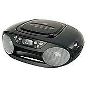 Tesco Value BB-211EP Boombox - Black
