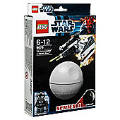 LEGO Star Wars Planets TIE Interceptor & Death Star 9676