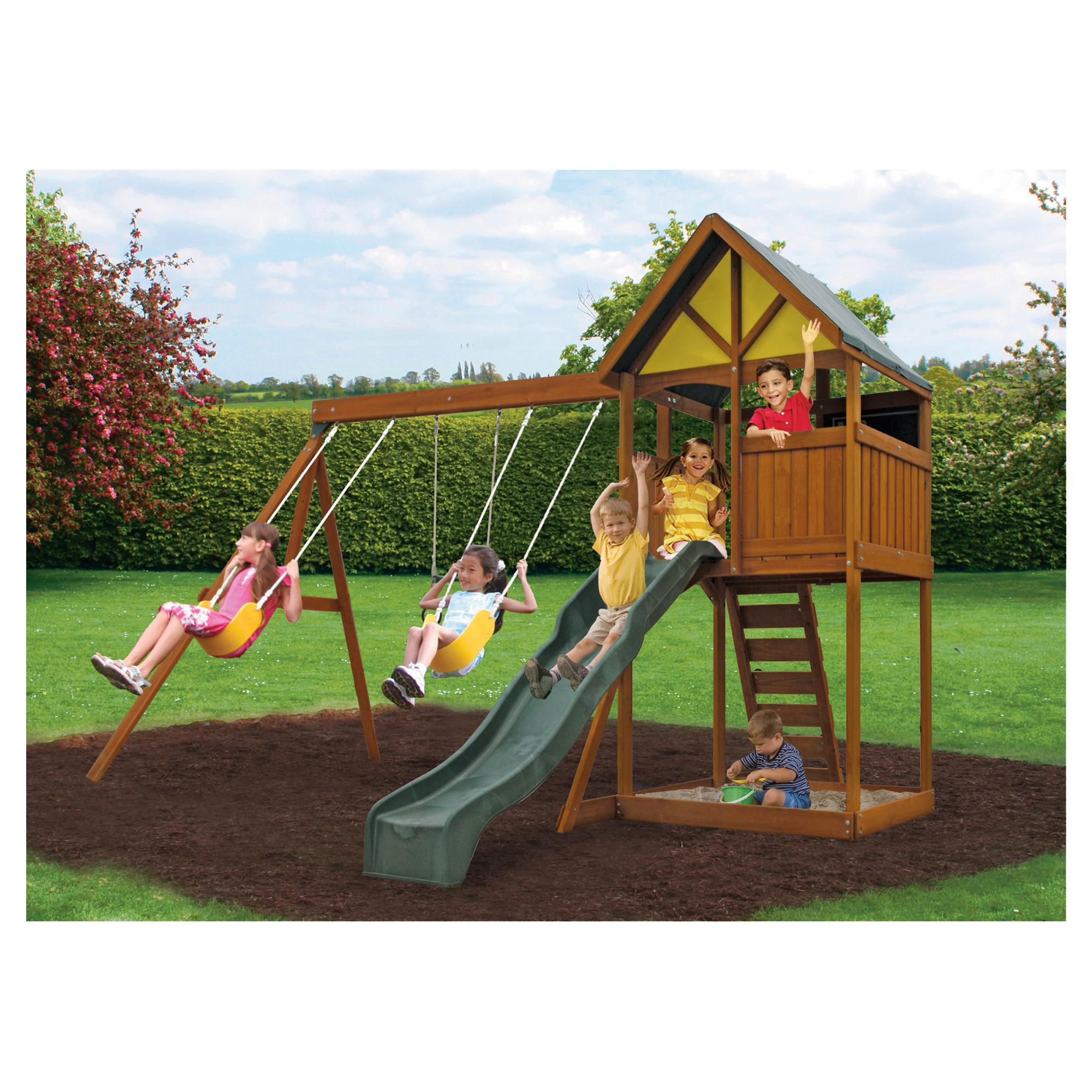 Selwood Balmoral Playset at Tesco Direct